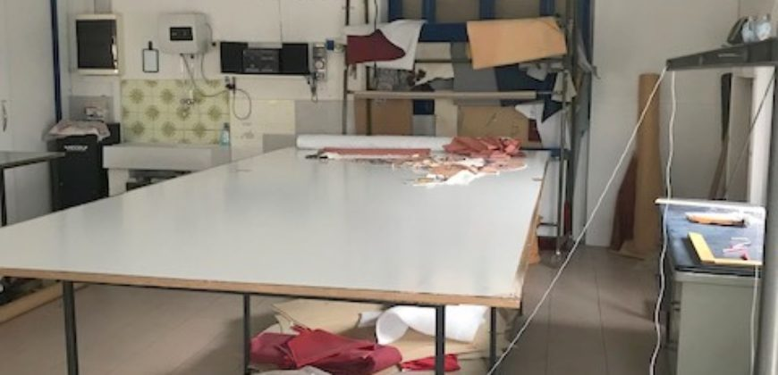 LISSONE – LABORATORIO- RIF. L244